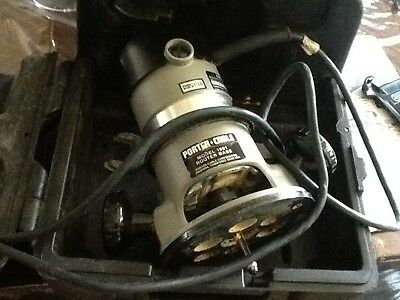 Porter Cable Router Model 6902