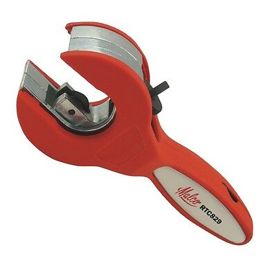 "Malco Tools RTC829 Ratchet Action Tube Cutter - 5/16"" - 1-1/8"""