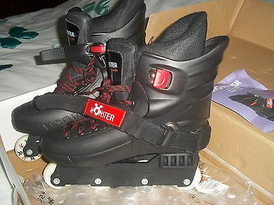 Inline Roller Skates Size 7. Mint Cond.