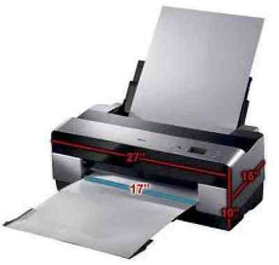 EPSON STYLUS  PRO 3800 and 3880  SERVICE AND MAINTENANCE FIX CD