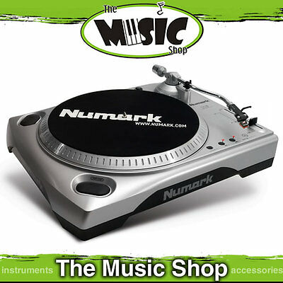 Numark TTUSB Professional Turntable with USB Output for Conversion - Record