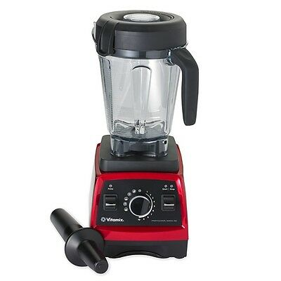 Vitamix Professional Series 750 Blender Candy Apple Red NEW NIB $599