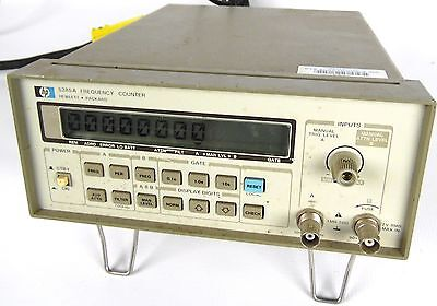 AGILENT/HP 5385A Frequency Counter 10HZ to 1GHZ Tested 60 Day Warranty
