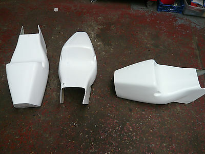 Honda Rs125 Rear Seat Unit Nf4 Race Seat Fairing 91-94