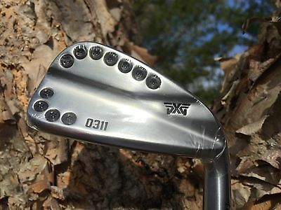 PXG IRON 0311 Iron SET 4-W,G Heads Only! Absolutely Stunning!