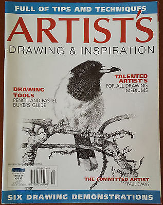 Artist's Drawing & Inspiration Magazine Issue 14  ISSN 2200-5625 02
