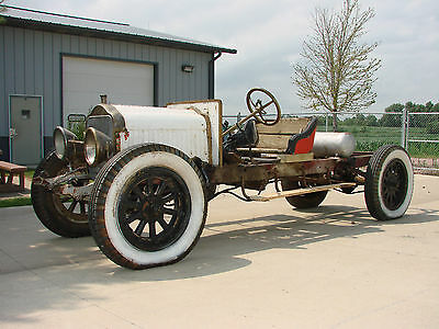 1913 Other Makes Speedster 1913 White Motor Company Speedster Project