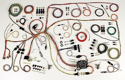1960-64 Ford Falcon 1960-65 Comet American Autowire Wiring Harness Kit # 510379