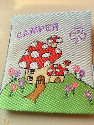 Girl Guides / Scouts Camper