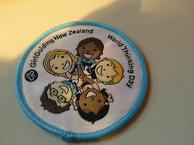 Girl Guides / Scouts Thinking Day New Zealand