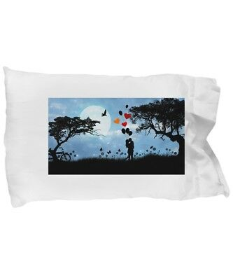 Love is in the air - Pillow Case