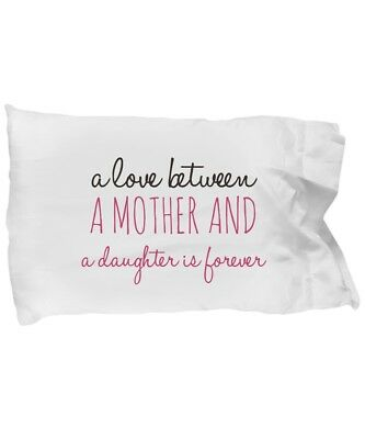 Love between Mother and daughter - Pillow Case