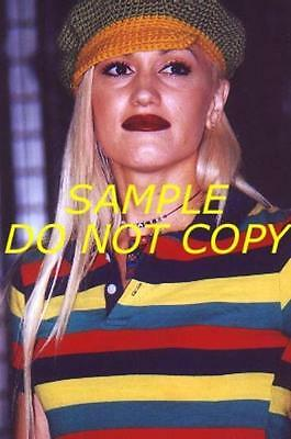 #D90 DELICIOUSLY SEXY GWEN STEFANI candid photo No Doubt