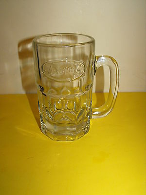 Excellent Condition Embossed A&W Root Beer Mug