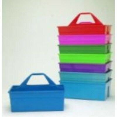 Red Tool Carrier Tote