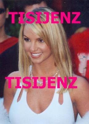 #TM208 BRITNEY SPEARS PERFECT SMILE HOT Candid Photo