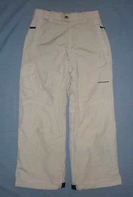 COLUMBIA CONVERT YOUTH BOYS GIRLS SKI SNOW BOARD PANTS BASE TRX m 10 / 12