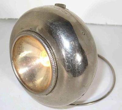 Vintage 1937 Chase 'Bomb' Battery Flashlight +Made in USA+ FREE SHIPPING!