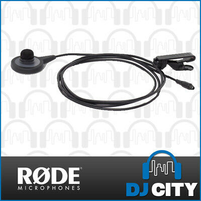 RODE PinMic Long Lavalier Microphone for Live Stage Performance Lapel Mic