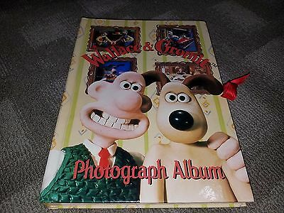 Wallace and Gromit Photograph Album Collectable 1996 Collectors Rare Never Used