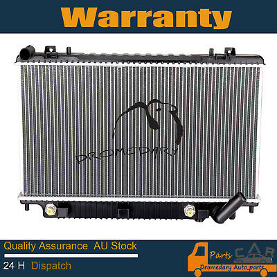 Radiator FOR HOLDEN COMMODORE 3.0 3.6 VE V6 08/2006 to 04/2012 AT/MT
