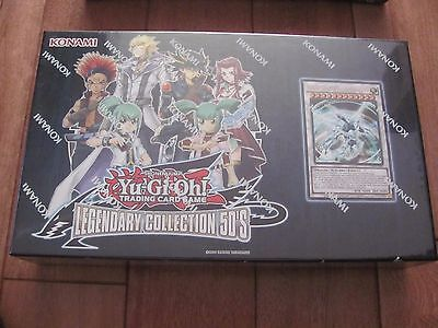 YU-GI-OH Legendary Collection 5D's Box Set TCG Card Game NEW Sealed