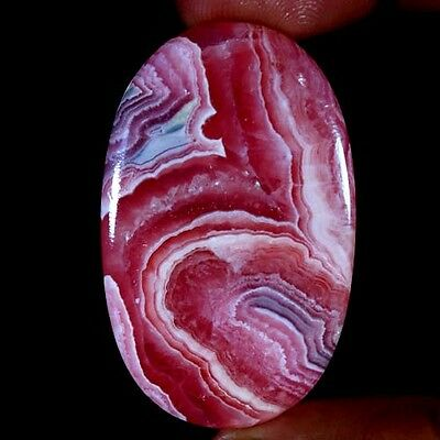 141.90Cts 100% NATURAL MAGNIFICENT RHODOCHROSITE OVAL CABOCHON QUALITY GEMSTONES