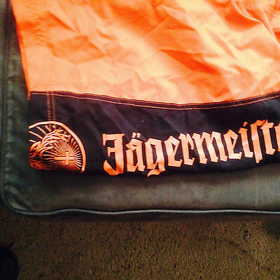 Jägermeister Swim Shorts Men Size L Good Condition Never Worn
