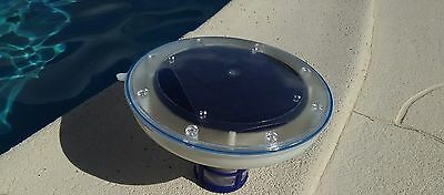Hilltop Solar Pool & Spa Ionizer -Save Money & Time - Guaranteed to Work