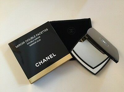 Chanel Mioir Double Facettes Mirror Duo Brand New In Box ~Great Gift
