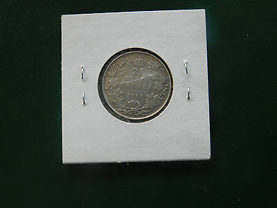 coins canada.25.cents.1917.silver....#