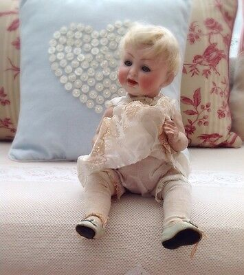 Antique Doll Bisque  Character Doll 150