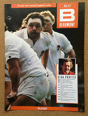 WINNERS Champions Sport picture Rugby England BILLY BEAUMONT