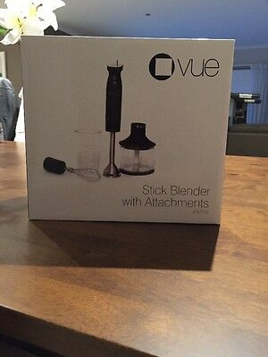 Vue Stick Blender With Attachments