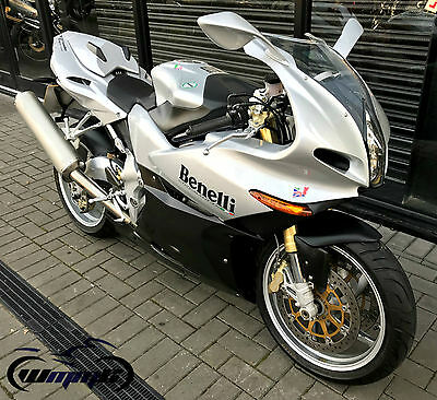 2013 Benelli Tornado 900 * 4,900 Miles - Warranty & 12 Months Mot Included *