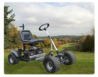 Single Seat Golf Buggy PowerHouse SL-20 - Secondhand