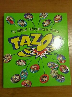 The Official Tazo Collectors Album