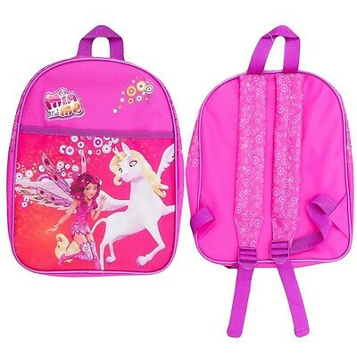 MIA AND ME Zaino 31x24 Originale BACKPACK Zainetto UFFICIALE Super Prezzo