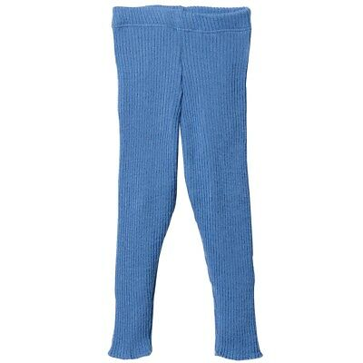 disana Baby/Kinder Strick-Leggings kuschlig warm Bio-Merinoschurwolle