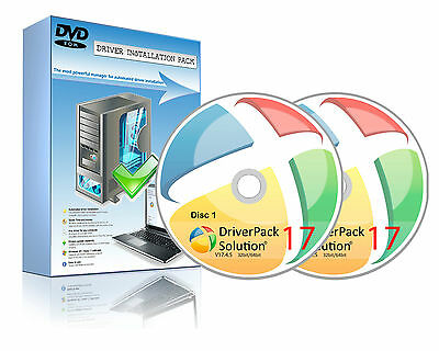 2016 Driver Pack - All Drivers for all makes of Windows laptop and PC on 2 discs