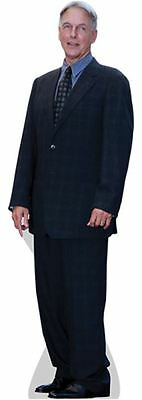Mark Harmon Cardboard Cutout (life size OR mini size). Standee. Stand Up.