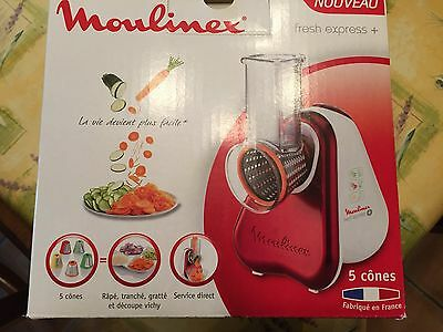 moulinex fresh express +