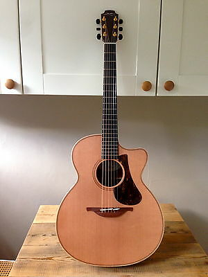 Lowden 'Old Lady' Pierre Bensusan Signature Acoustic Guitar