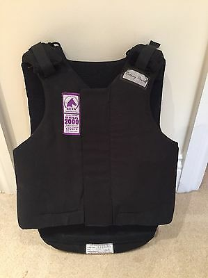 childs horse riding body protector