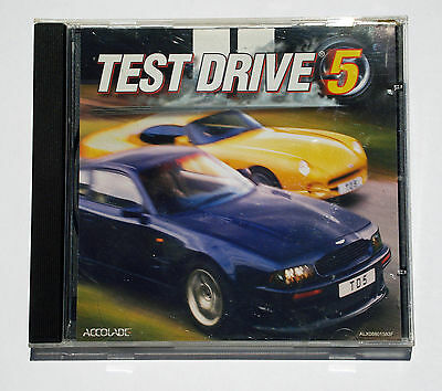 Juego Pc Test Drive 5