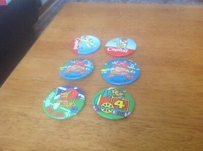 Advertising Badges