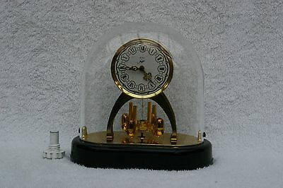 STAIGER 8 DAYS CLOCK. Made in Germany.