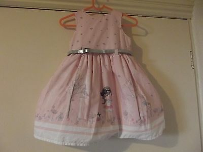 Baby Girl's Dress by YD size 9-12 mths