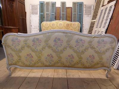 RARE VINTAGE FRENCH KING SIZE BED -  Big Long Bed - fd57
