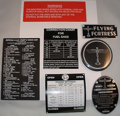 The Ultimate Boeing B-17 Flying Fortress Cockpit Collection GRP-0115